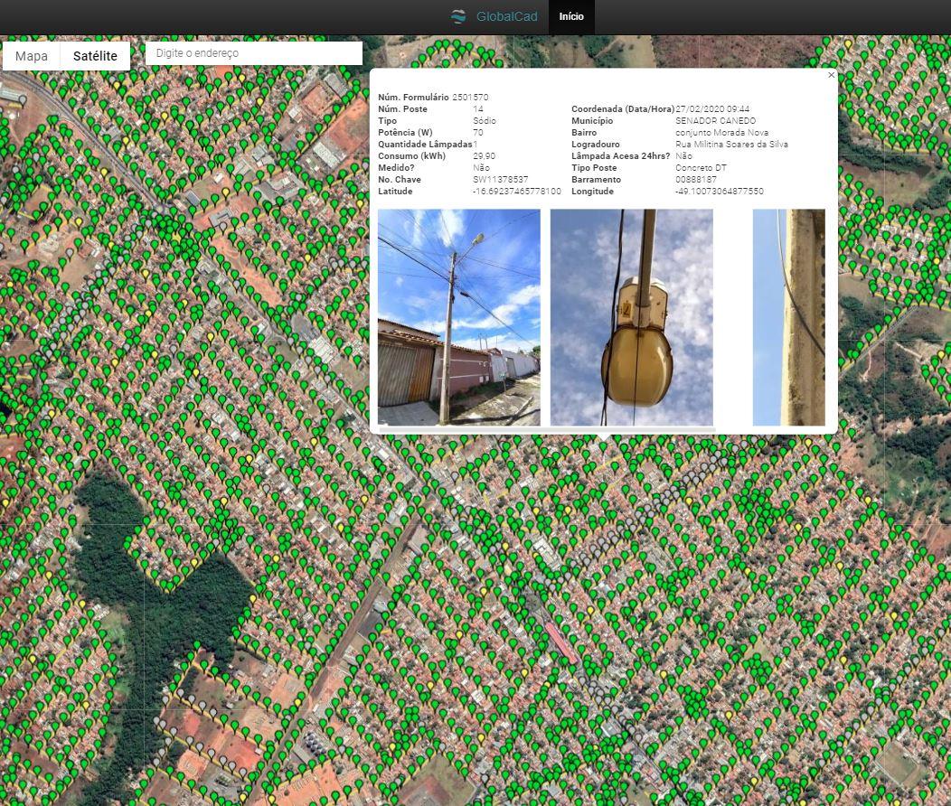 Geoprocessamento   Infotec Brasil