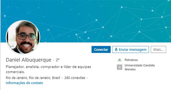 Academia Infotec: Daniel Albuquerque Silva