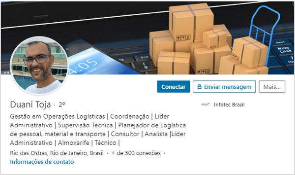 Academia Infotec Brasil: Duani Toja Almeida